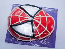 3D dort spiderman
